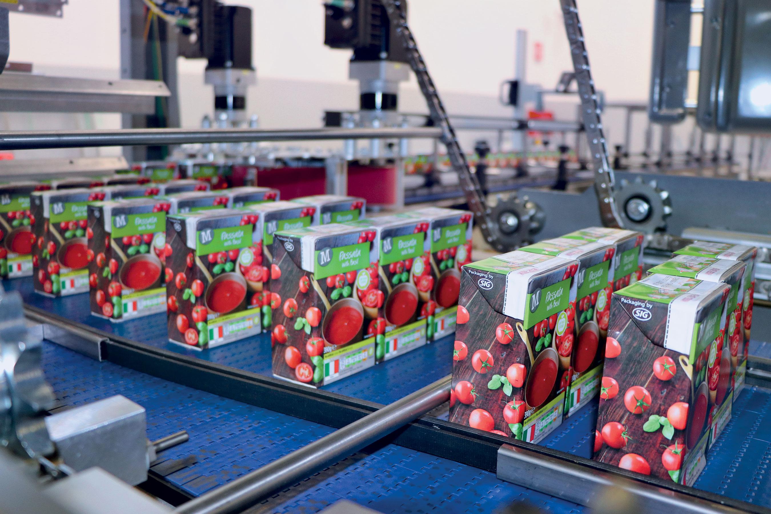SMI innovation for bottling & packaging