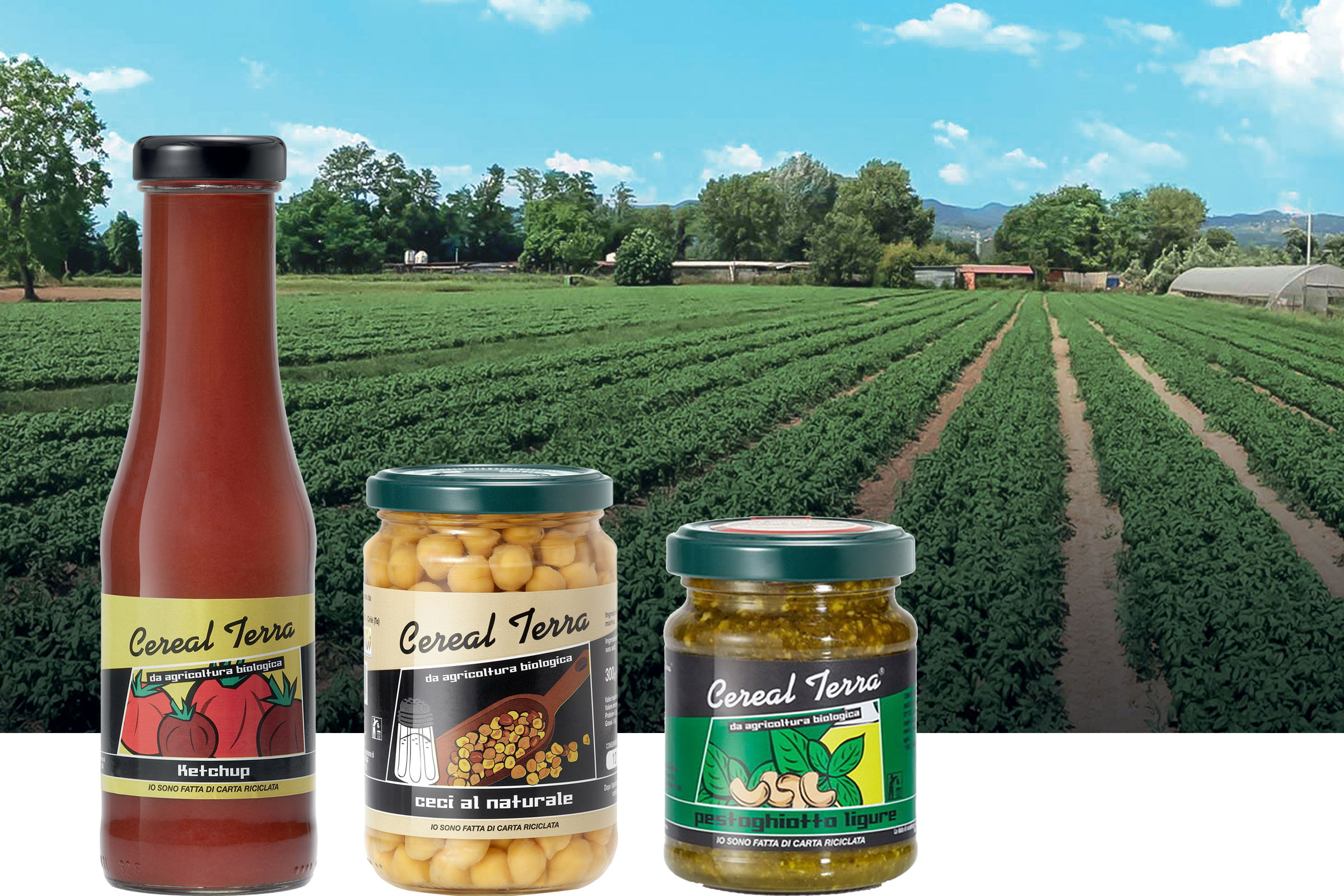 SMI solutions for Cereal Terra