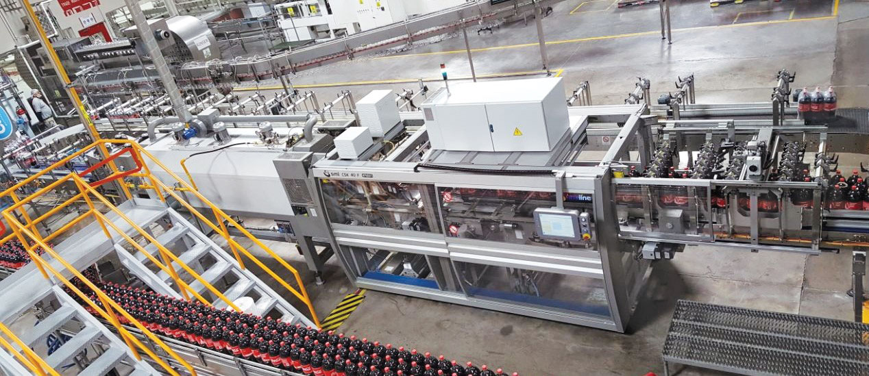 The sustainable choice of SMI for the beverage industry