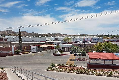 Mexico: Bebidas Refrescantes de Nogales