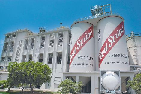 Red Stripe - DIAGEO Group - Jamaica