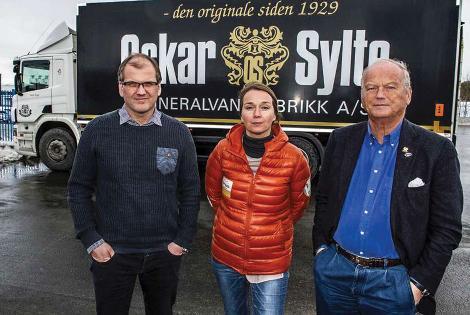 Oskar Sylte - Norway