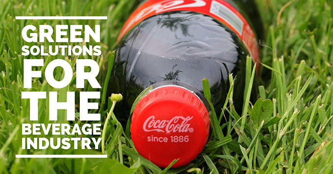 Green solutions for the beverage industry