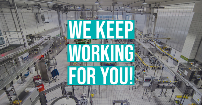 SMI Group keeps working for you!