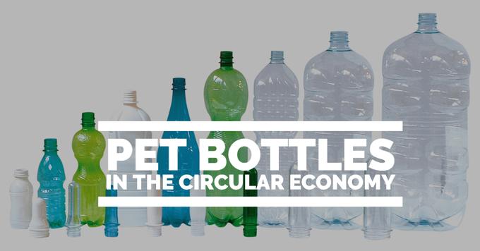 PET bottles in the circular economy