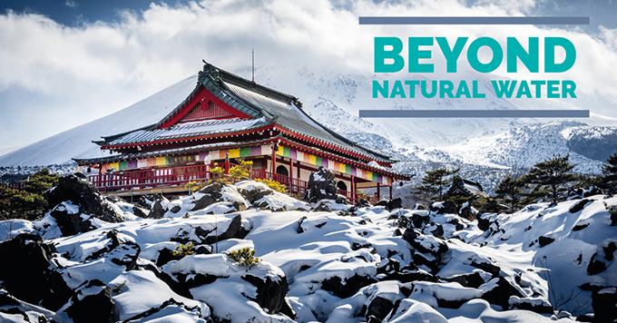 Beyond natural water